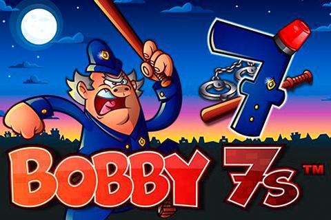 สล็อต น่าเล่น Bobby 7s